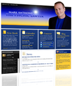 Medium Mark Anthony | Psychic Lawyer