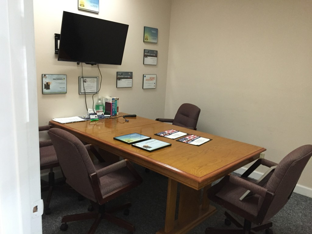 eWareness Conference Room